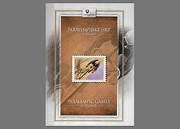 E. Smažák: Paralympic Games in Philately