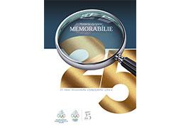 Knižná publikácia SLOVENSKÉ OLYMPIJSKÉ MEMORABÍLIE (25 rokov Slovenského olympijského výboru)