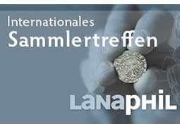 Spring international meeting of collectors LANAPHIL in Lana (Italy)