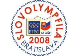 Filatelistická výstava olympijskej ašportovej filatelie smedzinárodnou účasťou SLOVOLYMPFILA 2008