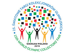 25th World Olympic Collectors Fair WOCF 2019 in Warsaw