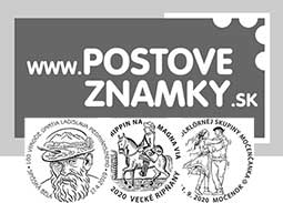 Stamping service of Slovak commemorative postage cancellations
