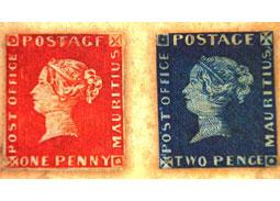 Unknown Czech purchased the most famous stamps in the world (Czech)
