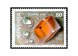 Minerals on stamps (I.) - Possibilities of collecting stamps with motifs of minerals and other objects of inanimate nature