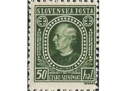 """""""Náhoda je blbec"""" - Po 77 rokoch sa na trhu objavili vzácne návrhy Hlinkových známok pre autonómne Slovensko"""