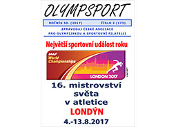 New issue of the newsletter OLYMPSPORT 2017/2 (173)