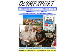 New issue of the newsletter OLYMPSPORT 2017/3 (174)