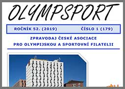 New issue of the newsletter OLYMPSPORT 2019/1 (179)