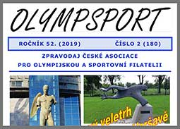 New issue of the newsletter OLYMPSPORT 2019/2 (180)