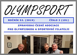New issue of the newsletter OLYMPSPORT 2019/3 (181)