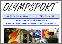 New issue of the newsletter OLYMPSPORT 2020/1 (182)