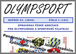 New issue of the newsletter OLYMPSPORT 2020/2 (183)