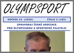 New issue of the newsletter OLYMPSPORT 2020/3 (184)