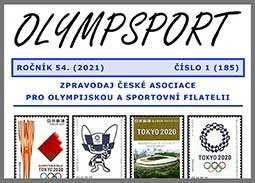 New issue of the newsletter OLYMPSPORT 2021/1 (185)
