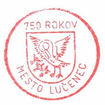 750 years of the town of Lučenec