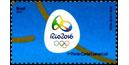 Šport a olympijské hry - Hry XXXI. olympiády 2016 Rio de Janeiro (známky)