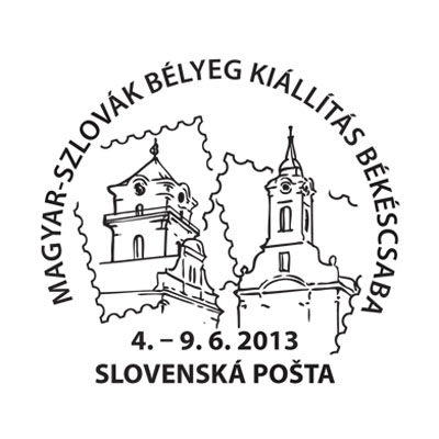 Hungarian-Slovak Philatelic Exhibition BEKESCSABA