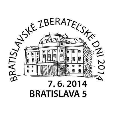 Zberateľský veľtrh Bratislavské zberateľské dni 2014