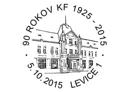 History of the Philatelic Club in Levice