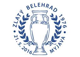 Zlatý Belehrad 1976 - Československo majstrom Európy vo futbale