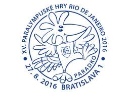 XV. Letné paralympijské hry Rio de Janeiro 2016