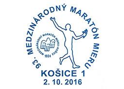93. ročník Medzinárodného maratónu mieru