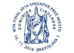 Dominika Cibulková - víťazka WTA Final 2016 v Singapure