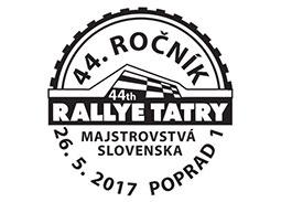 44. ročník Rallye Tatry - Majstrovstvá Slovenska
