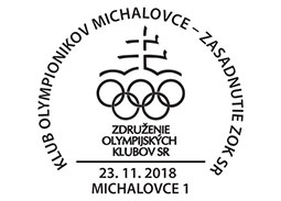 Michalovce Olympians Club - Meeting of the Association of the Olympic Clubs of the Slovak Republic