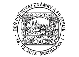 Day of Postage Stamp and Philatelie 2018