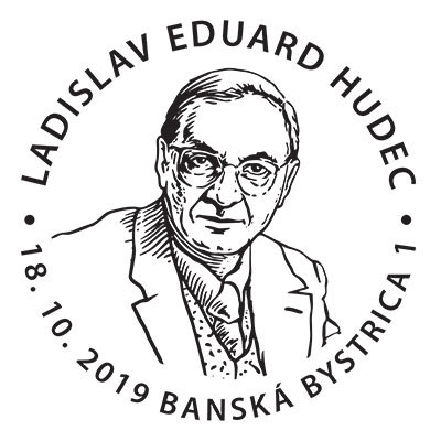 Inauguration of the postage stamp Art: Ladislav Hudec (1893 – 1958)