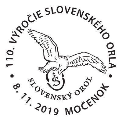 110th Anniversary of the founding of Slovensky Orol (Slovak Eagle)
