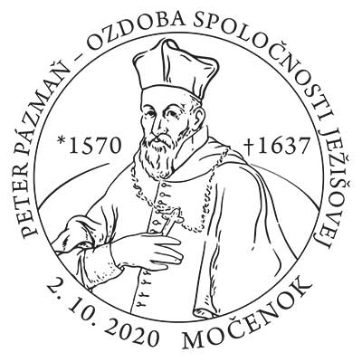 450th birth anniversary of Peter Pazman