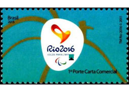 Sport and the Olympic Games - Summer Paralympic Games RIO (stamps)