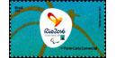 Šport a olympijské hry - Letné paralympijské hry RIO 2016 (známky)