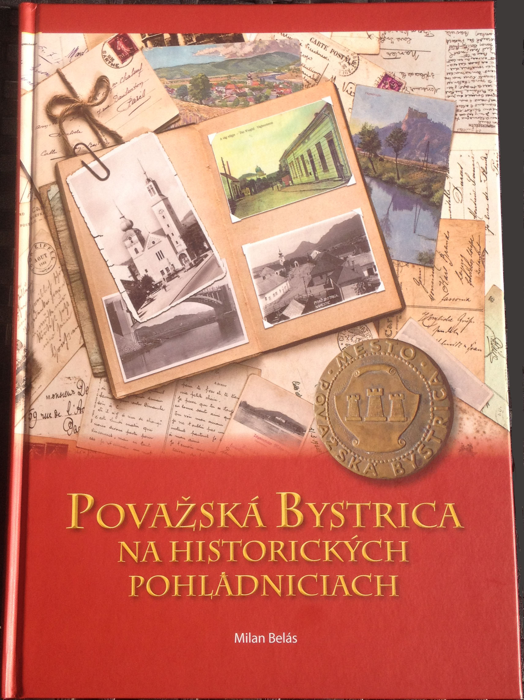 M. Belas: Pova�sk� Bystrica on historical postcards (book review)