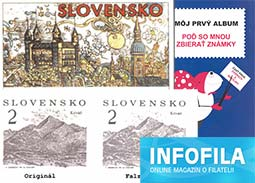 Slovak stamp creation and services of the Slovak Post from the point of view of the collector