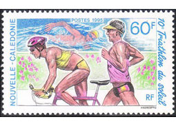 Sports and Olympic Games - Triathlon
