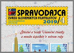 New issue of the journal SPRAVODAJCA ZSF 2019/4