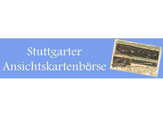 Stuttgart Postcard Bourse in Stuttgart (Germany)
