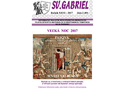 New issue of the bulletin SV. GABRIEL 2017/2 (89)