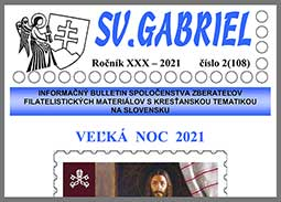 New issue of the bulletin SV. GABRIEL 2021/2 (108)