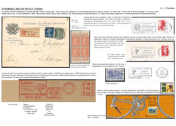Current trends in thematic philately - What needs a thematic exhibit, to be successful and interesting?