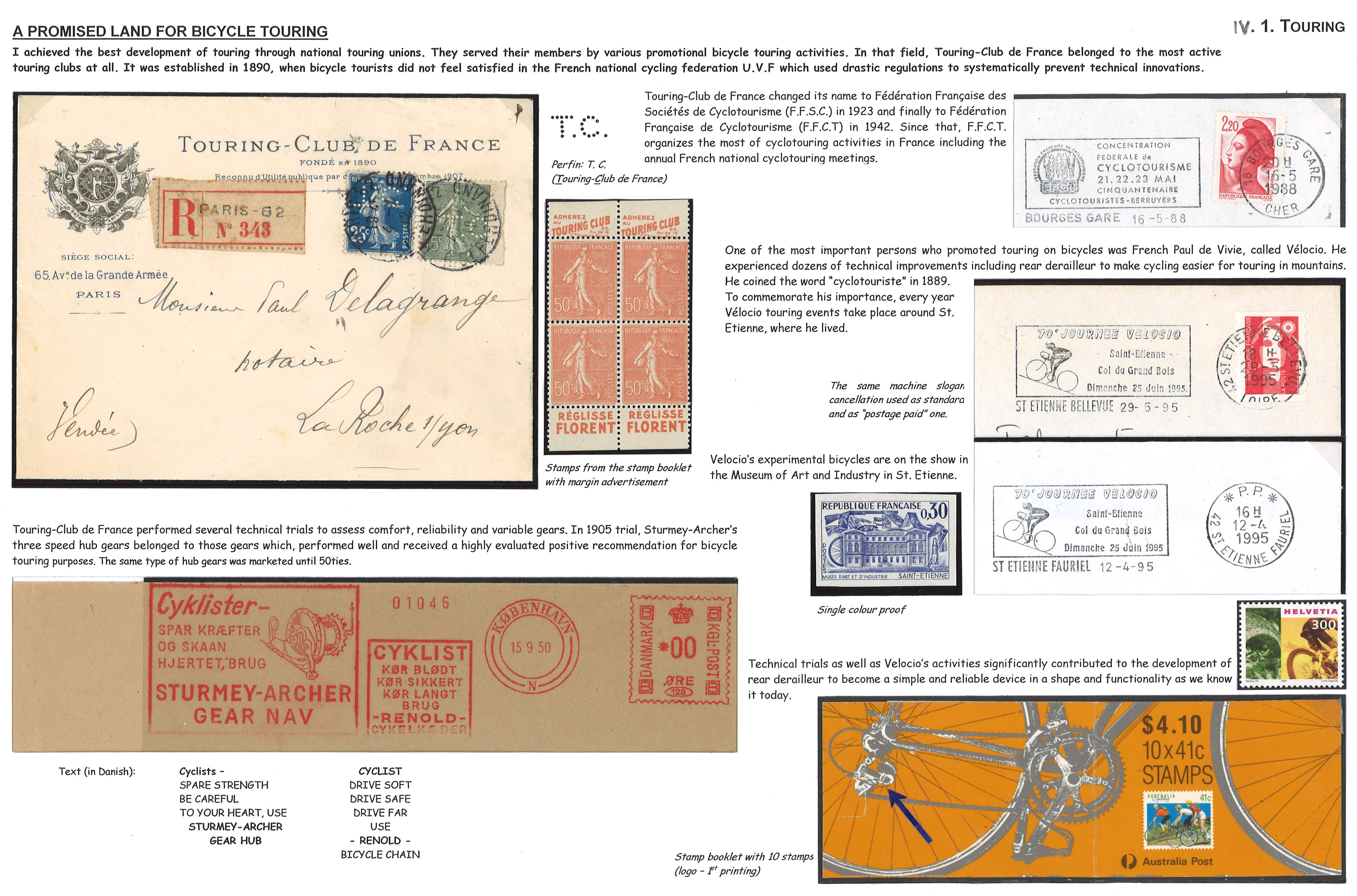 Thematic Philately Current trends in thematic philately - What needs a thematic exhibit, to be successful and interesting?