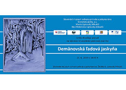 Ceremonial introduction of the postage stamp Beauties of our Homeland: Demanovska Ice Cave