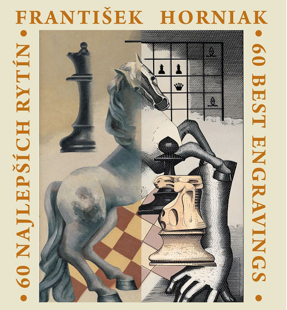 Exhibitions of stamp production Exhibition 60 BEST ENGRAVINGS BY FRANTISEK HORNIAK in Bratislava