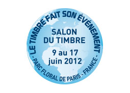 International Philatelic Exhibition SALON DU TIMBRE 2012 and the participation of Slovak Philatelists