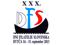 Those were the XXX Slovak Philately Days 2013 in Bytca