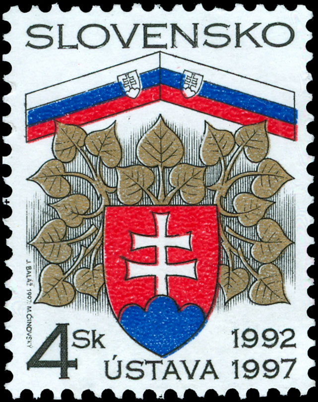 5th anniversary of the Constitution of the Slovak Republic