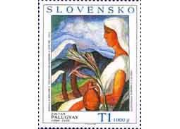 Announcement of the results of the public poll for the most beautiful Slovak stamp, FDC and commemorative cancellation of 2008